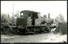 Cliché C. Schnabel 140 X 90 - Montcornet 1956 - 120T Du RTA - Voir 2 Scans - Treinen