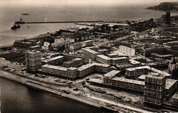 EN AVION AU DESSUS DE ...LE HAVRE - LES NOUVELLES CONSTRUCTIONS - Le Havre