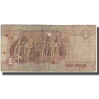 Billet, Égypte, 1 Pound, KM:50b, B - Egypte