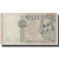 Billet, Italie, 1000 Lire, 1982-01-06, KM:109b, B - [ 2] 1946-… : République