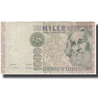 Billet, Italie, 1000 Lire, 1982-01-06, KM:109b, B - [ 2] 1946-… : Républic