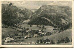 005996  Sommerfrische Altenberg Gegen Heu- U. Schneealpe  1949 - Österreich