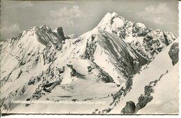 005998  Innsbrucker Nordkettenbahn - Blick Auf Bergstation  1953 - Innsbruck