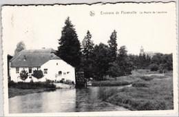 Environs De FLORENVILLE - Le Moulin De LACUISINE - Oblitération De 1953 - Edit CH Jacob - Florenville