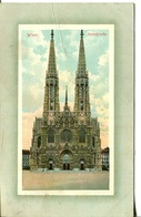 006001  Wien - Votivkirche  1910 - Kirchen