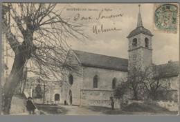 CPA 73 - Montmélian - L'Eglise - Montmelian