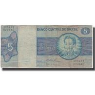 Billet, Brésil, 5 Cruzeiros, KM:192c, TB - Brésil