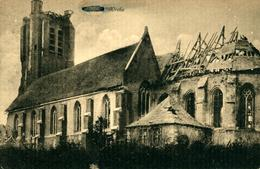 BELGIQUE BESELARE ?   Eglise Bombardée - Belgique