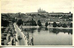 006004  Praha - Hradcany A Karlùv Most - Tschechische Republik
