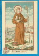 Holycard    St. Jodocus V. Ponthien - Images Religieuses