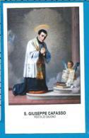Holycard    St. Giuseppe Cafasso - Santini