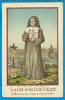 Holycard    St. Julia Billiart - Images Religieuses