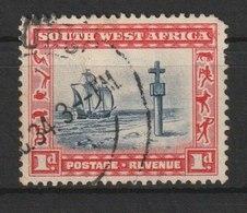 MiNr. 143 Südwestafrika 1931, 5. März. Freimarken: Landesmotive (Markeninschriften Abwechselnd In Englisch Und Af - Gebraucht
