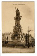 CPA - Carte Postale Belgique - Antwerpen - Monument Marnix-1914 VM583 - Antwerpen