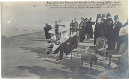 50 CHERBOURG  Réception Des Souverains Russe, Juillet 1909 - Cherbourg