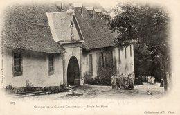 Grande Chartreuse     Couvent    Sortie Des Peres - Francia