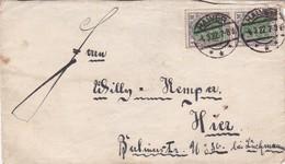 Brief Aus Halver 1922 - Allemagne