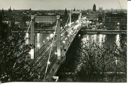 006008  Budapest - Erzsébet-hid - Ungarn
