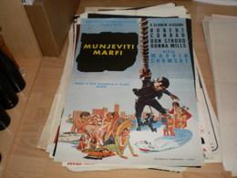 Munjeviti Marfi Robert Conrad Don Stroud Donna Mills - Manifesti & Poster