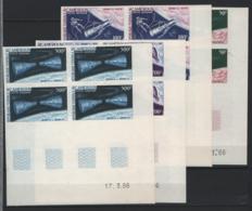 Camerun 1966 Y.T. A70/73 Block Of 4 ND **/MNH VF - Kameroen (1960-...)