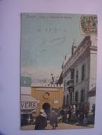 5-4-------------maroc-tanger---correo Y Legacion De Espana  --------voir Recto Verso - Tanger