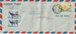 Lettre 1962 D'Ethiopie Pour La France - Ethiopia