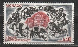 Monaco 1969 Margaret's House, Goblins - Berlioz - Commemorazione | Teatro - Monaco