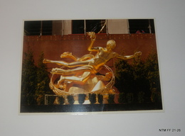 UNITED STATES: Year 1985. Travel Card Collection, Printed In Japan By Impact - Photo Art. Unused Cards. - Unclassified