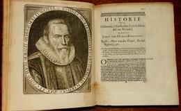 #20718 [Boek] - #20719 [Boek] Twee Oude Drukken 17e En 18e Eeuw Met Betrekking Tot De Nederlanden - Livres, BD, Revues