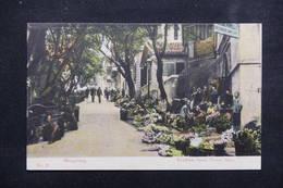 CHINE - Carte Postale - Hong Kong - Wyndham Street , Flower Show - L 22999 - China (Hongkong)