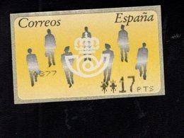 718492231 SPAIN 1993 AUTOMAATZEGELS MICHEL NR 7.1 - Espagne