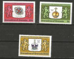 Grenada Grenadines - 1978 Coronation Anniversary MNH ** - Grenada (1974-...)