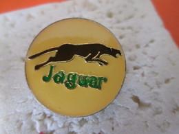 PIN'S   JAGUAR - Jaguar