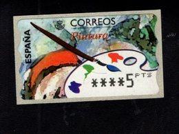 718499035 SPAIN 1997 AUTOMAATZEGELS MICHEL NR 17.3 - Espagne