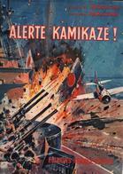 ALERTE KAMIKAZE GUERRE PACIFIQUE ARMEE AVIATION AERONAVALE JAPON PILOTE ATTAQUE SUICIDE - 1939-45