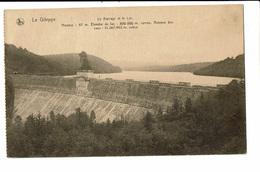 CPA - Carte Postale Belgique - Barrage Et Le Lac De La Gileppe-VM591 - Baelen
