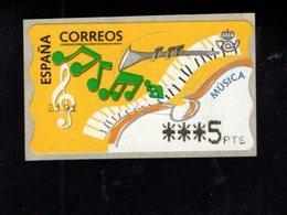 718499506 SPAIN 1997 AUTOMAATZEGELS MICHEL NR 18.2 - Espagne