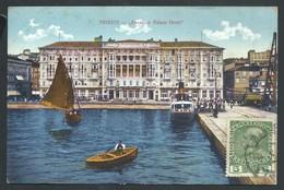 +++ CPA - Italie - Italia - TRIESTE - Excelsior Palace Hotel    // - Trieste