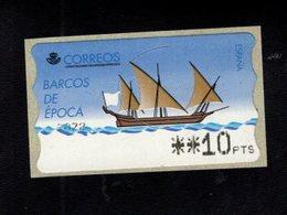 718500184 SPAIN 1998 AUTOMAATZEGELS MICHEL NR 19.2 - Espagne
