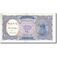 Billet, Égypte, 10 Piastres, 1998, KM:191, SUP - Egypte