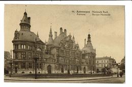 CPA - Carte Postale Belgique - Antwerpen-Nationale Bank-1935-VM593 - Antwerpen