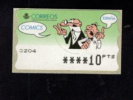 718502245 SPAIN 1998 AUTOMAATZEGELS MICHEL NR 24.1 - Espagne