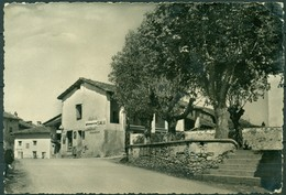 CARTOLINA - CV101 GIAVENO (Torino) Ingresso Borgata Sala, FG BN, Viaggiata 1958, Buone Condizioni - Altri