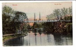 CPA - Carte Postale Belgique - Antwerpen- Vue Du Parc -1908-VM594 - Antwerpen