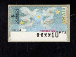 718503451 SPAIN 1999 AUTOMAATZEGELS MICHEL NR 25.6 - Espagne