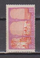 ALGERIE         N°  YVERT  :   55   NEUF AVEC  CHARNIERES      ( Ch 1/15  ) - Algérie (1924-1962)