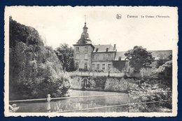 Esneux ( Liège). Château D' Avionpuits ( J.C.J. Vandermaesen -1757). 1951 - Esneux