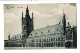 CPA - Carte Postale Belgique - Ieper-Les Halles   VM596 - Ieper