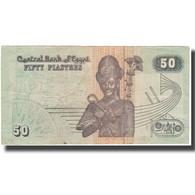 Billet, Égypte, 50 Piastres, KM:58a, TTB - Egypte