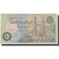 Billet, Égypte, 50 Piastres, KM:58a, TB - Egypte